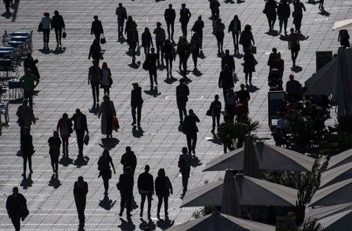 So viele Menschen lebten 2017 in Baden-Württemberg