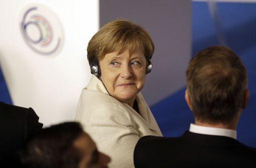 EU besiegelt Erklärung von Rom