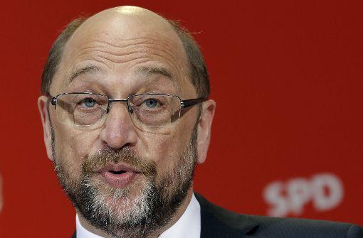 Schulz macht von der Leyen verantwortlich