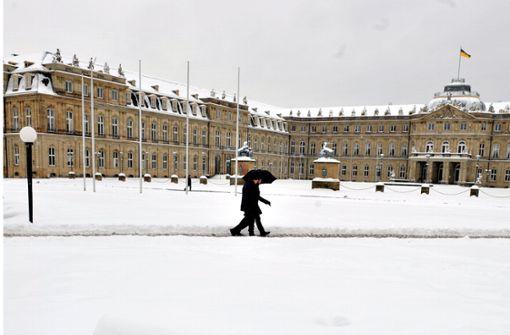 Kommt der Winter nach Weihnachten?
