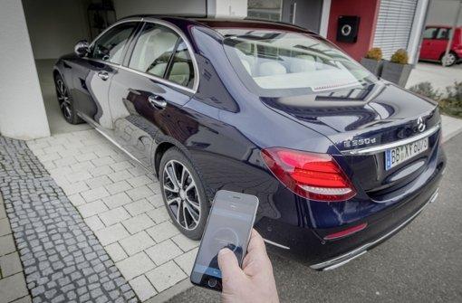 Neue E-Klasse - Daimlers Hoffnungsträger
