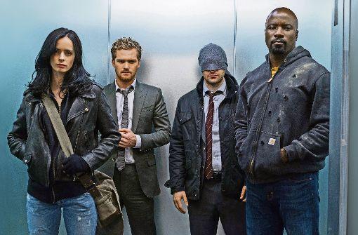 Was taugt die neue Marvel-Superheldentruppe?