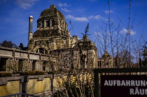 Auf den Grabstätten in Stuttgart sind künftig auch QR-Codes möglich. Foto: Lichtgut/Max Kovalenko