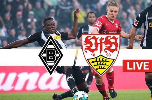 VfB Stuttgart unterliegt in Gladbach