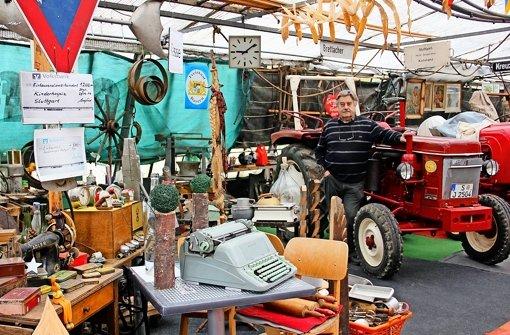 Ausverkauf bei Traktor-Hermann