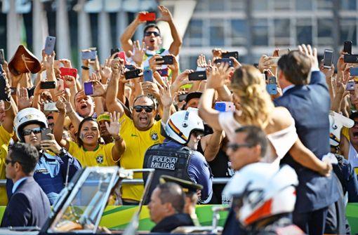 Brasiliens rechte Revolution