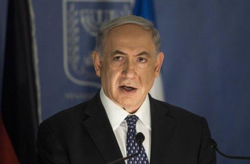 Netanjahu sieht kein Ende der Gewalt