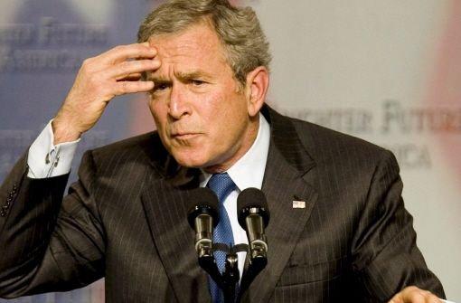 Bush hat Erfolg auf Facebook