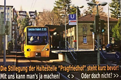 Bürger in Stuttgart-Nord wehren sich mit Protest-Post an OB Kuhn