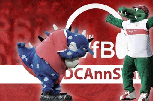 Stuttgarter Abwehrsorgen und ein strauchelnder Dino