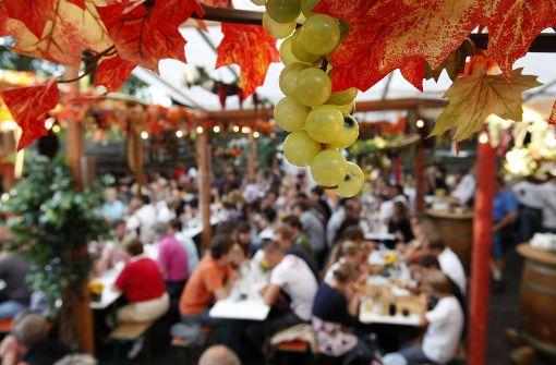 Kulinarische Feste haben Hochsaison