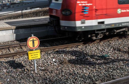 S-Bahn-Strecke wird gesperrt