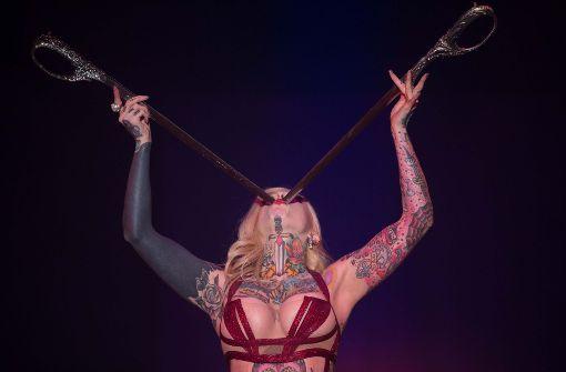So ein Circus: Das Varieté wird  zur Manege