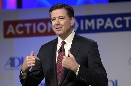 Regierung | Trump will Comey nicht zu Ende von Flynn-Untersuchung gedrängt haben