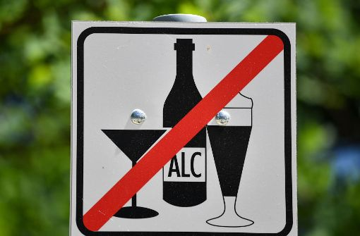 Städte können Alkoholkonsum verbieten