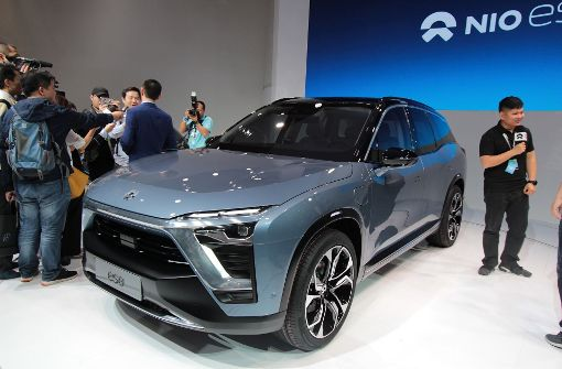 Elektromobilität auf Erfolgsspur  in China