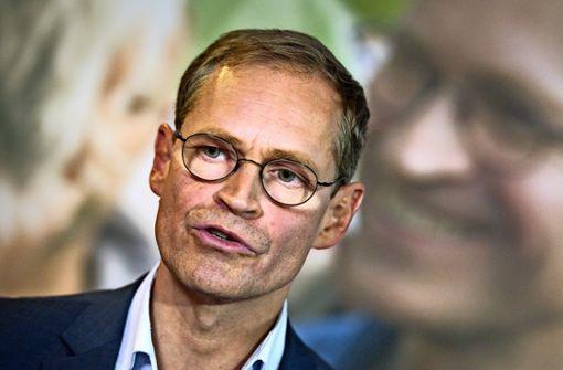 Herr Müller und die Einsamkeit des Amtes