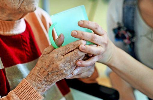 Pflegekompromiss stößt  auf Kritik