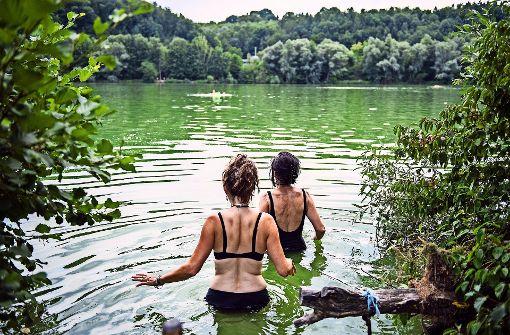 Ungetrübter  Badespaß in Europa