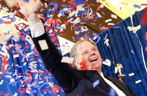 Demokrat Jones gewinnt – schwere Schlappe für Trump
