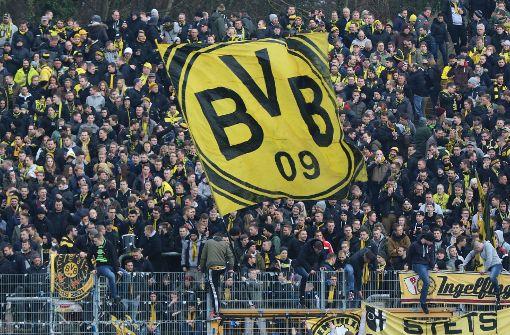 BVB-Fans mit Schlagwaffen und Drogen gestoppt