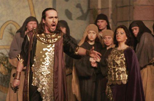Nabucco ist im Kursaal zu hören