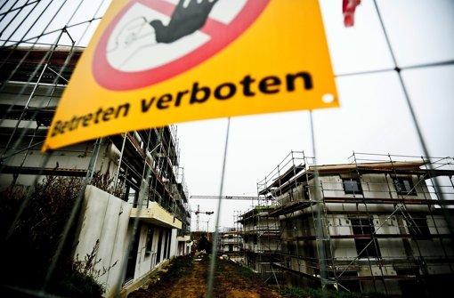 Nach dem Bauskandal in Zazenhausen kündigt das Land Verschärfungen an, die  laut Städtetag  aber gar keine sind. Foto: Leif Piechowski