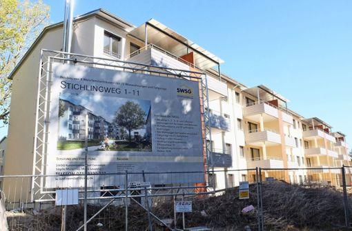 72 neue Wohnungen im Stichlingweg
