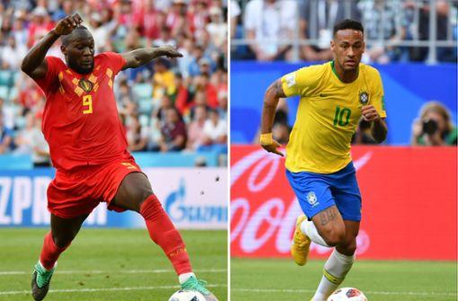 """Romelu Lukaku: Neymar ist """"kein Schauspieler"""""""