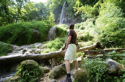 Deutschlands schönster Wanderweg liegt in Bad Urach