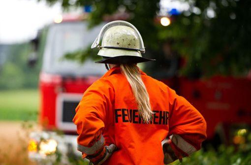 Feuerwehr rückt drei Mal aus