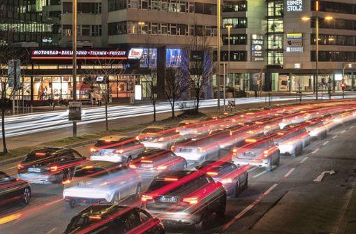 Gemeinderat streitet um künftige Rolle des Autos