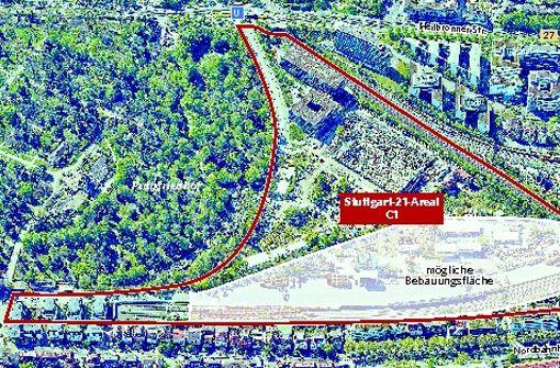 Bahnprojekt bremst Wohnungsbau aus