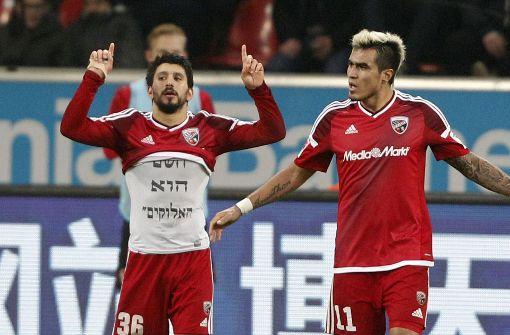 FC Ingolstadt stoppt Bayer-Aufholjagd durch Überraschungssieg