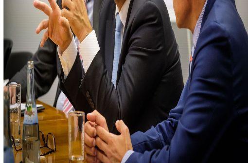 LBBW-Chef richtet Denkfabrik ein