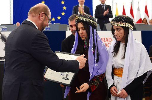 Versklavte Jesidinnen fordern Strafverfolgung des IS