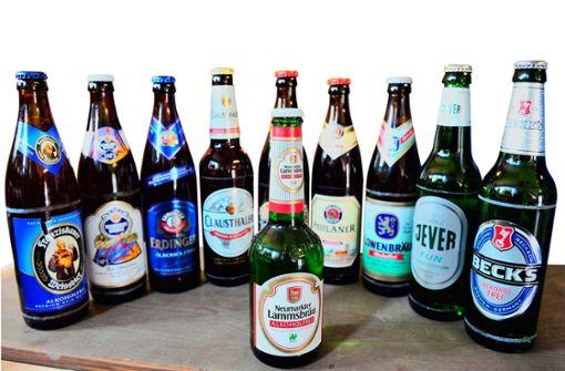 Glyphosat in alkoholfreien Bieren nachgewiesen