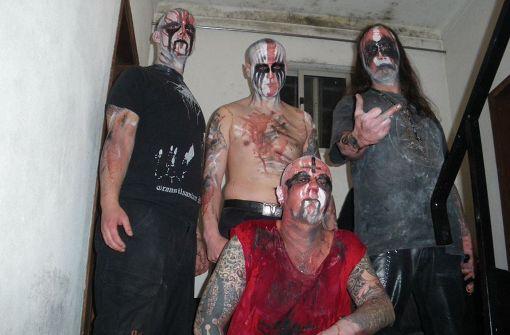 Black-Metal-Festival  mit Nachspiel