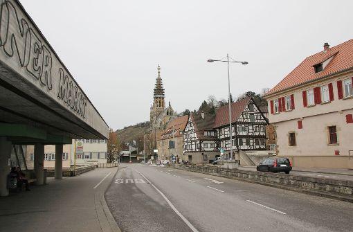 Altstadtring wird zum Nadelöhr