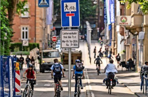 Kampfabstimmung: Die Alleenstraße bleibt autofrei