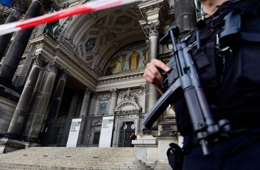 Offenbar kein terroristischer Hintergrund bei Vorfall in Dom