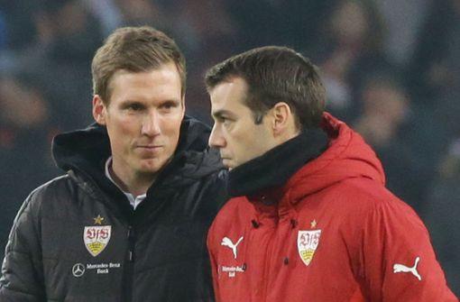 Diese Trainer stehen noch beim VfB Stuttgart unter Vertrag