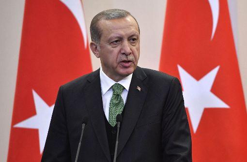 Türken in Deutschland dürften nicht abstimmen