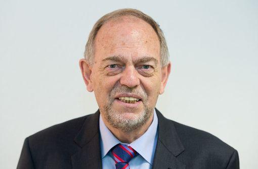 Präsident Hans-Eberhard Koch ist tot