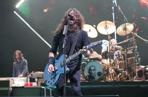 Foo Fighters, Hosen, Cure und Mumford & Sons kommen
