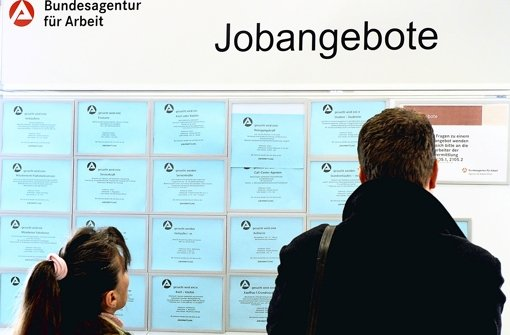 Arbeitslose landen seltener in Zeitarbeit