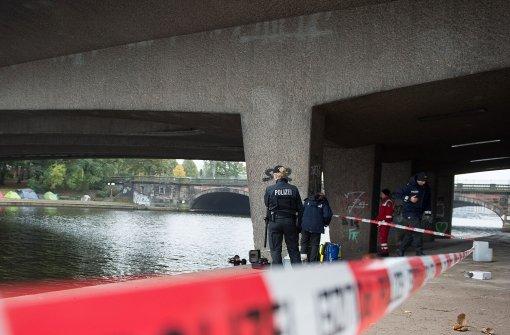 IS bekennt sich zu Messerangriff in Hamburg