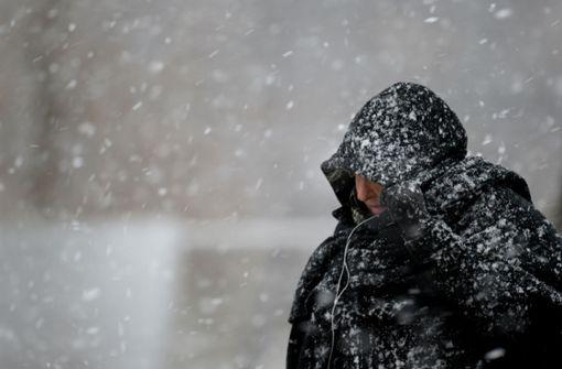 Sieben Tipps, um sich gegen eisige Temperaturen zu schützen