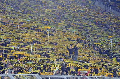 Das Gänsehaut-Video aus Dortmund