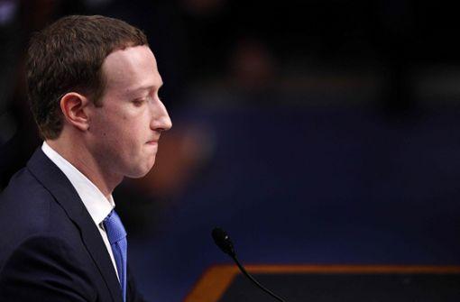 Mark Zuckerberg verspricht kostenlose Facebook-Version für alle Zeiten